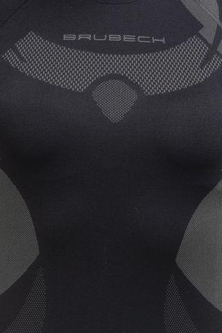 BRUBECK DRY термофутболка женская черная