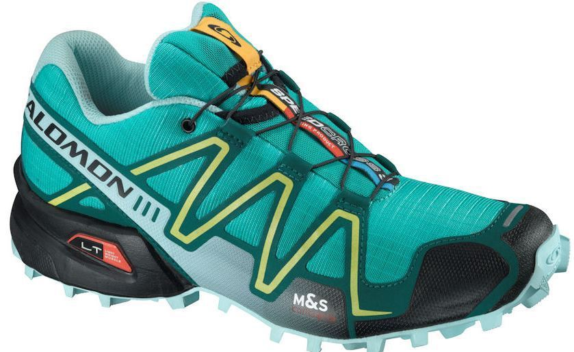 Кроссовки Salomon Speedcross 3 green - 3