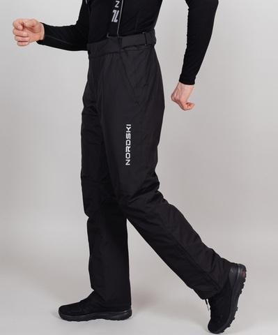 Nordski Mount лыжные утепленные брюки мужские