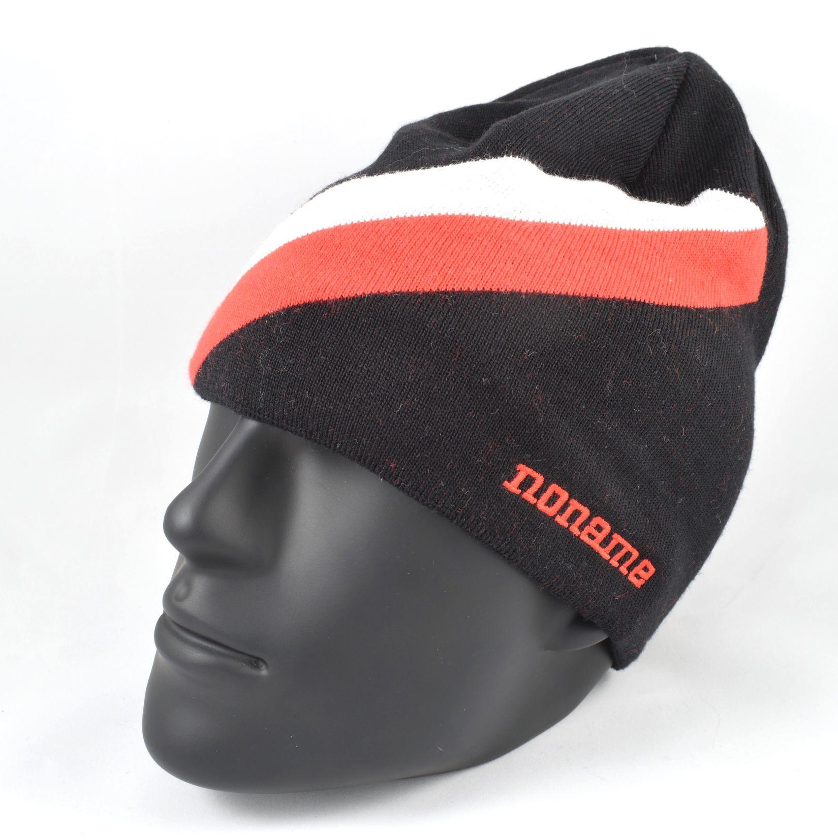 Noname Stripe лыжная шапка черная - 2
