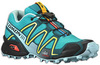 Кроссовки Salomon Speedcross 3 green - 2