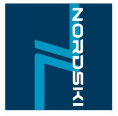 Nordski Logo многофункциональный баф seaport