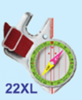 Moscompass 22 туристический компас - 3
