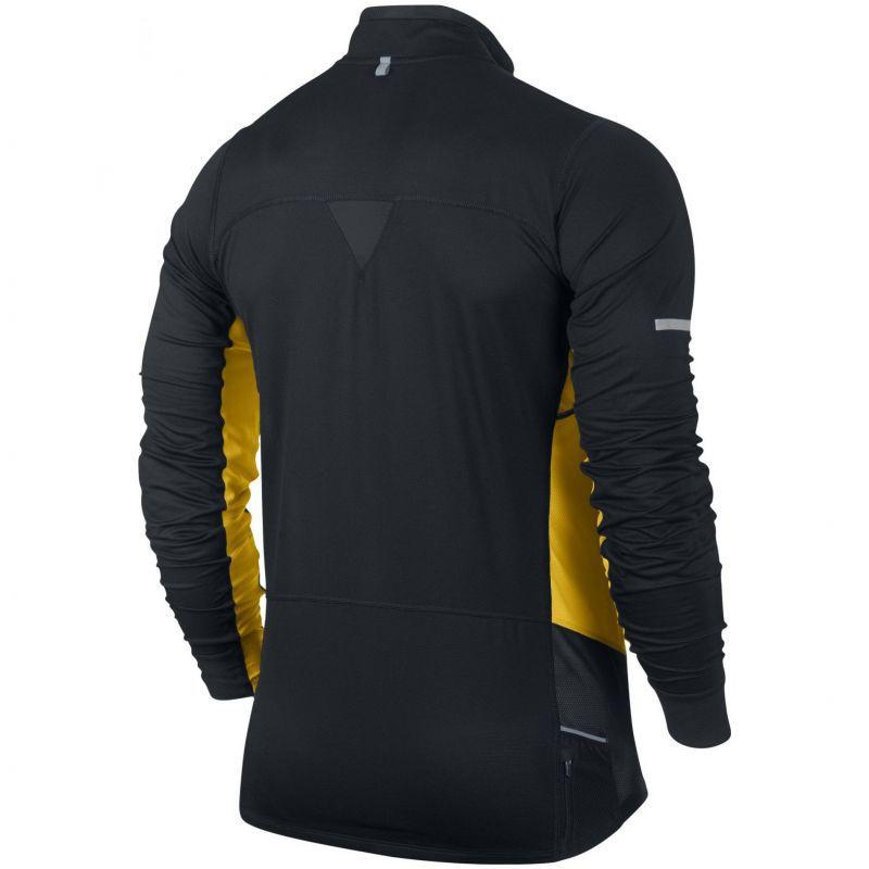 Футболка Nike Livestrong Technical 1/2 ZIP Top /Рубашка беговая - 2