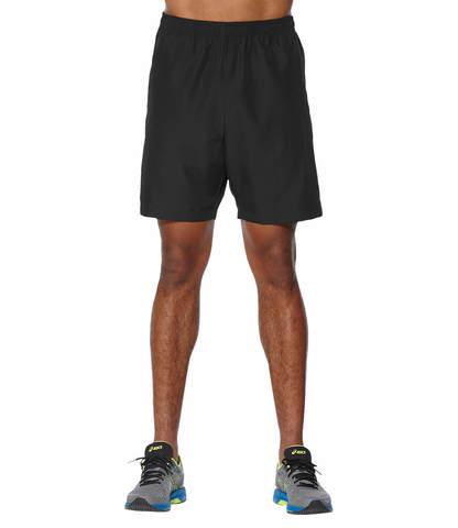 Беговые шорты мужские Asics Short черные