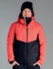 Nordski Montana утепленная куртка мужская красная-черная - 1