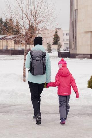 Nordski Kids Motion утепленная лыжная куртка детская raspberry