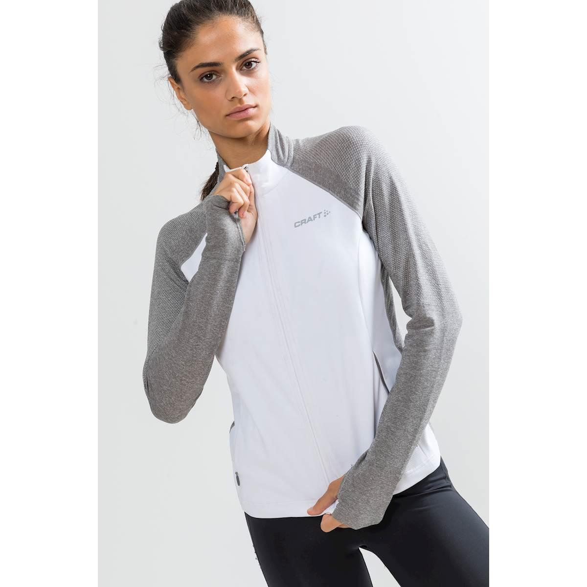 Craft Urban Run Fuseknit куртка для бега женская - 2