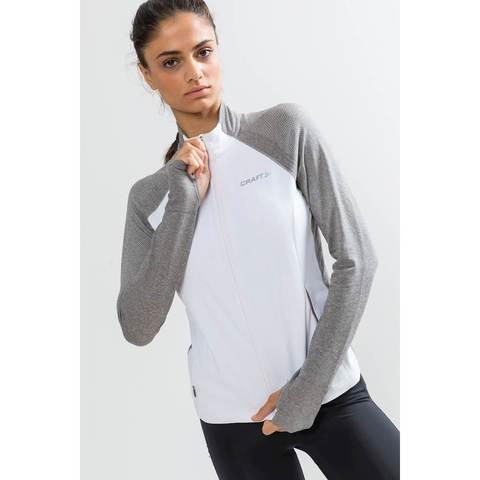 Craft Urban Run Fuseknit куртка для бега женская