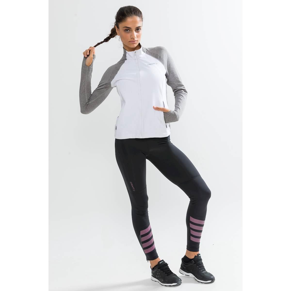 Craft Urban Run Fuseknit куртка для бега женская - 7