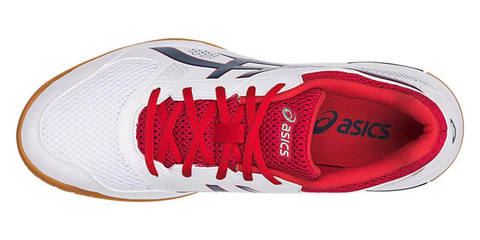 Asics Gel Rocket 8 кроссовки волейбольные мужские white