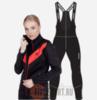 Утепленный лыжный костюм женский Nordski Base Active black - 1