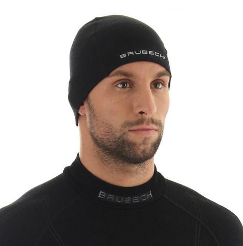 Brubeck шапка спортивная унисекс с шерстью