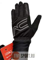 Victory Code A2 перчатки гоночные black