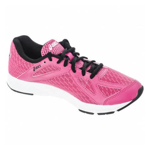 Asics Amplica Gs кроссовки для бега подростковые розовые