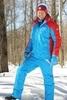Nordski National мужской утепленный лыжный костюм голубой - 3