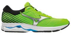 Mizuno Wave Rider 22 кроссовки беговые мужские зеленые