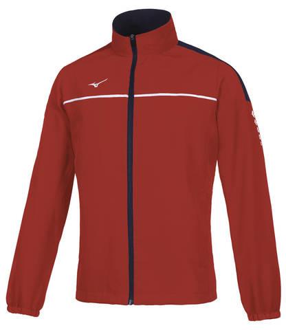 Mizuno Micro Tracksuit мужской спортивный костюм красный
