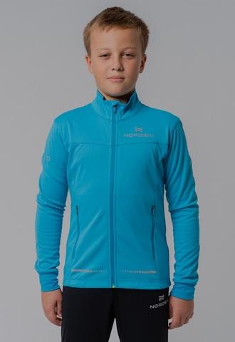 Nordski Jr Pro разминочная куртка детская breeze