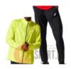 Asics Core Woven костюм для бега мужской желтый-черный - 1