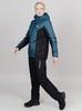 Теплая лыжная куртка женская Nordski Base deep teal - 3