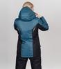 Теплая лыжная куртка женская Nordski Base deep teal - 2
