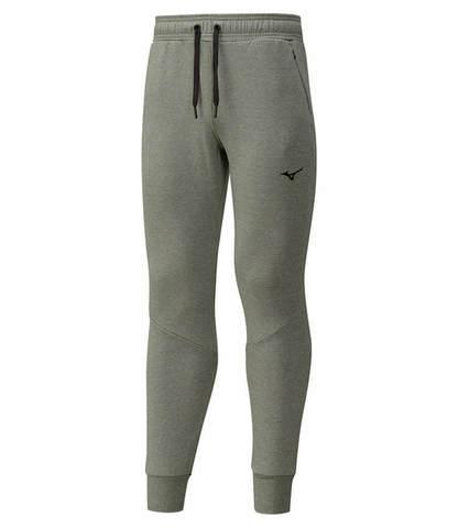 Mizuno Athletic Rib Pant брюки для бега мужские серые