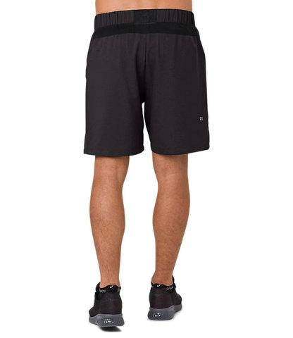 """Asics 2 In 1 7"""" Short шорты для бега мужские черные"""