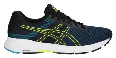 Asics Gel Phoenix 9 кроссовки для бега мужские синие-черные