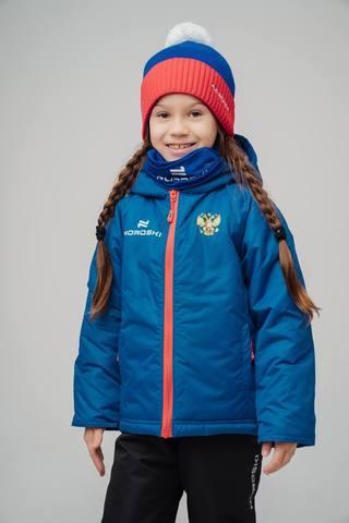 Nordski Kids Patriot утепленная лыжная куртка детская