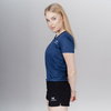 Nordski Ornament футболка спортивная женская dark blue - 2