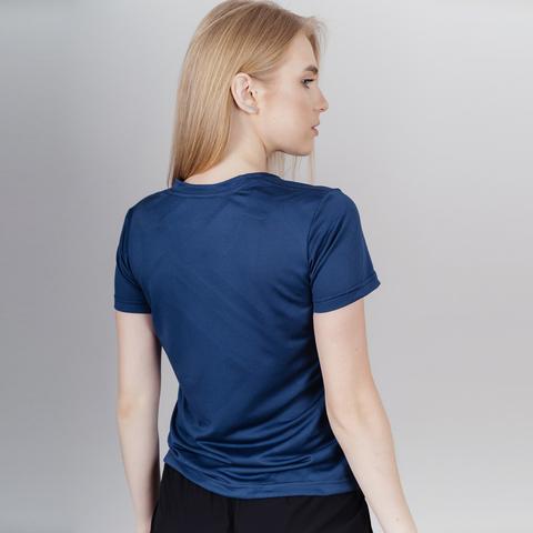 Nordski Ornament футболка спортивная женская dark blue