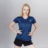 Nordski Ornament футболка спортивная женская dark blue - 1