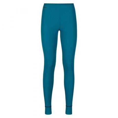 Odlo Warm женские терморейтузы голубые