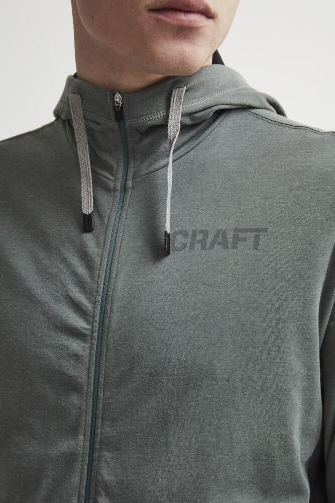 Craft Deft 2.0 толстовка с капюшоном мужская gravity - 4