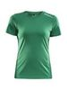 Craft Rush футболка для бега женская green - 4