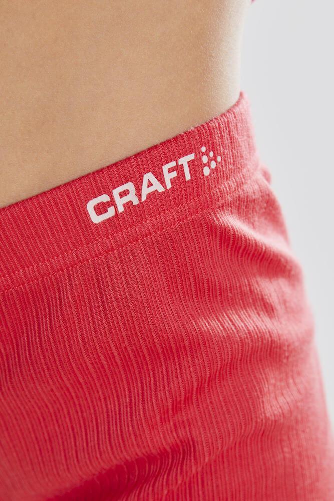 Craft Baselayer детский комплект термобелья коралловый - 4