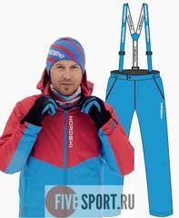 Nordski Montana Premium RUS прогулочный костюм мужской