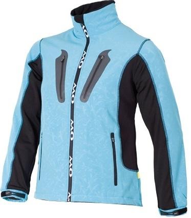 Лыжная Куртка One Way Cata голубая - 2