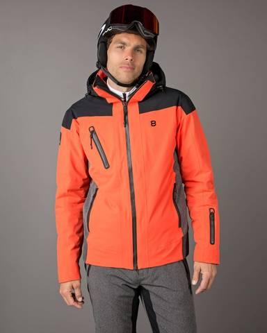 8848 Altitude Long Drive горнолыжная куртка мужская  red clay