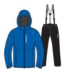 Nordski Montana Premium прогулочный костюм мужской Blue-Black - 4