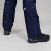 Nordski Montana теплые лыжные брюки женские iris - 4