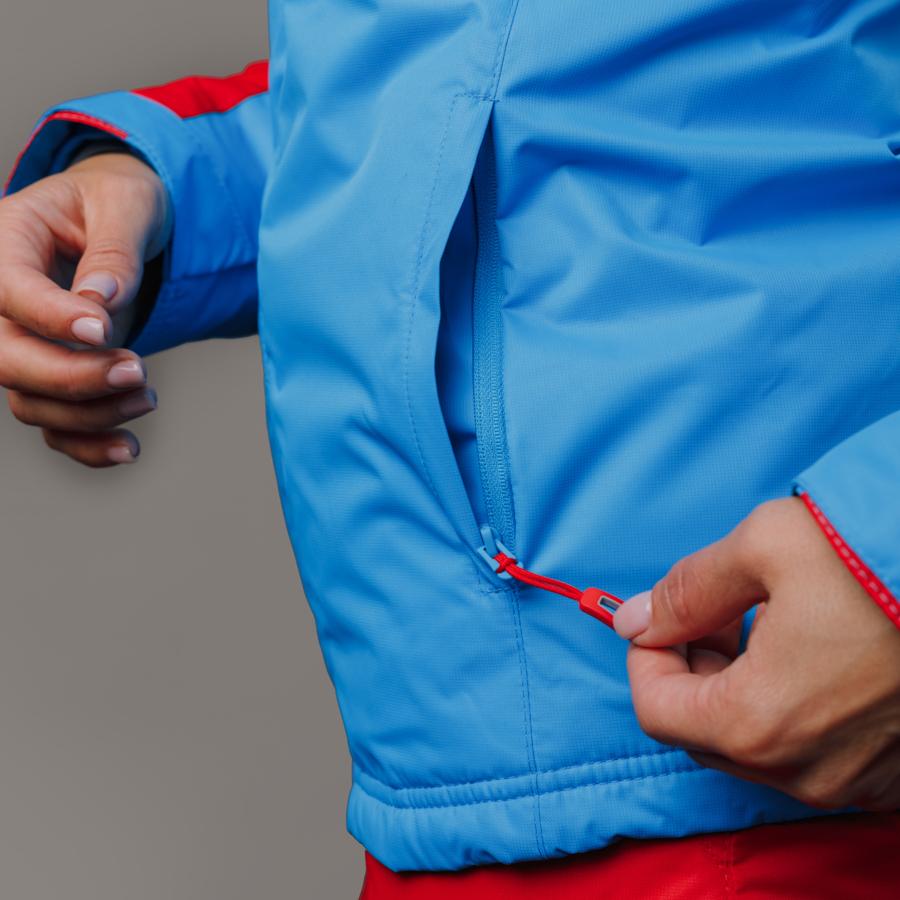Nordski National 2.0 женская утепленная лыжная куртка - 5