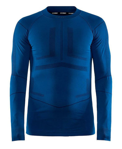 Craft Active Intensity термобелье рубашка мужская blue