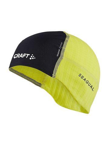 Craft Active Extreme X Wind ветрозащитная шапка лайм