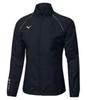 Mizuno Osaka Windbreaker куртка для бега мужская черная - 1