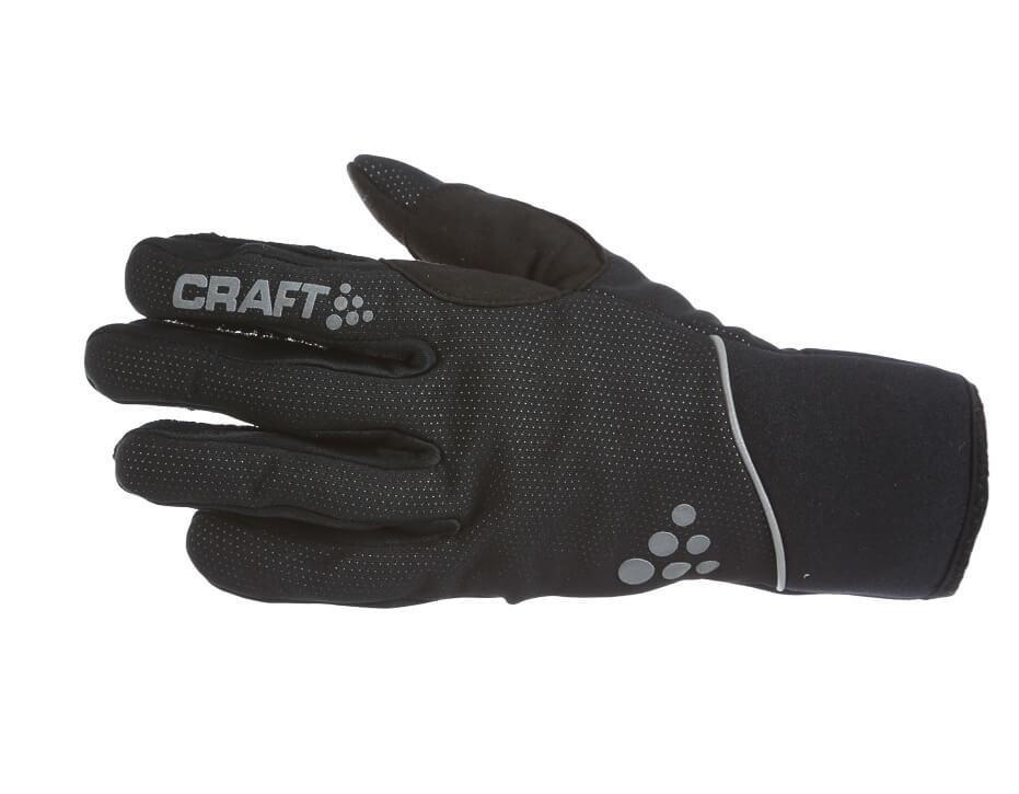 Лыжные перчатки Craft Touring Black - 2