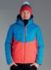 Nordski Montana RUS утепленная куртка мужская синяя-красная - 1