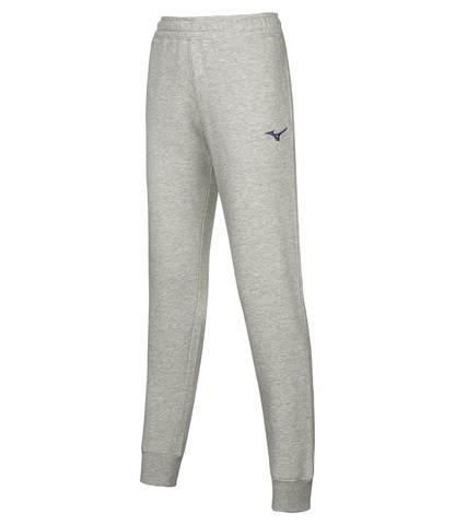Mizuno Sweat Pant женские спортивные брюки серые