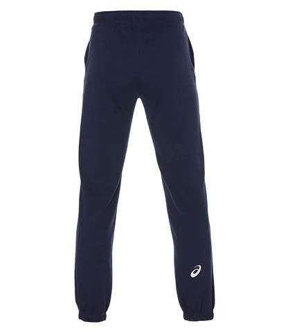 Asics Big Logo Sweat Pant спортивные брюки мужские темно-синие